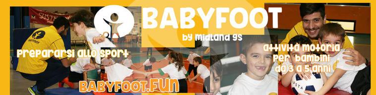 e5afbcddedecf9 Midland Global Sport | Attività per bambini da 3-5 anni, ecco BabyFoot!